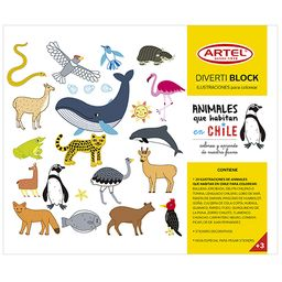 Divertiblock Animales Chilenos