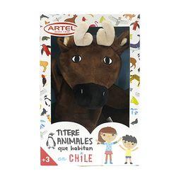 Títeres Animales Chilenos Artel