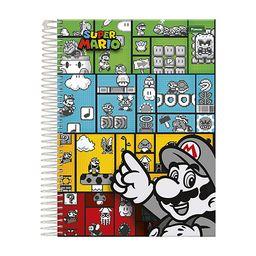 Cuaderno Especial 150Hjs. Super Mario Bross Foroni