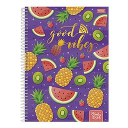 Cuaderno Especial 150Hjs. Fruit Lovers Foroni