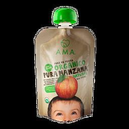 Ama Pure De Fruta Organico De Manzana
