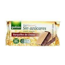 Gullon Barquillo Chocolate Sin Azucar