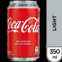 Bebida Coca Cola Light Lata 350ml