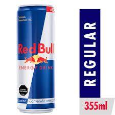Bebida Energetica Red Bull 355Cc.