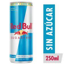 Bebida Energética Red Bull Sugar Free Lata 250ml