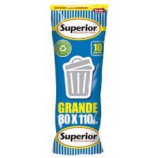 Bolsa De Basura Superior 80X110