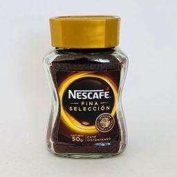 Cafe Nescafe Fina Seleccion 50Gr