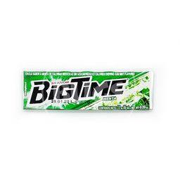 Chicle Menta Bigtime 11G.