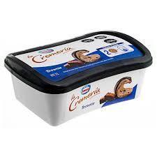 Cremeria Brownie Pote 1L.