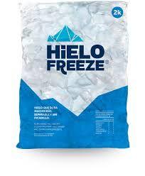 Hielo Freeze Cubo 2Kg.