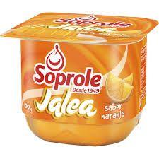 Jalea Naranja Soprole 110Gr