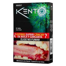 Kent Up iBoost Cigarrillos Cajetilla 20Un
