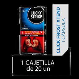 Lucky Strike Click & Roll Frost Cigarrillos Cajetilla 20Un