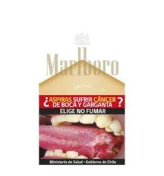 Marlboro Cigarro Malboro Gold