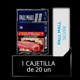 Pall Mall 20 S Cajetilla Dura Gris