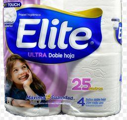 Papel Hig Elite 4X25Cm