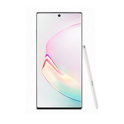 Galaxy Note10+ 256Gb Aura White