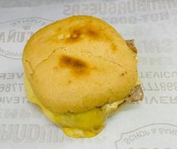 Sandwich Barros Luco