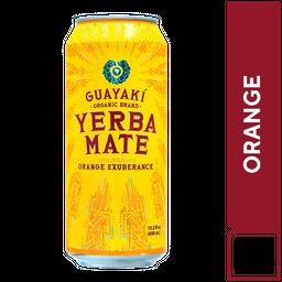 Guayaki Yerba Mate Orange 458 ml