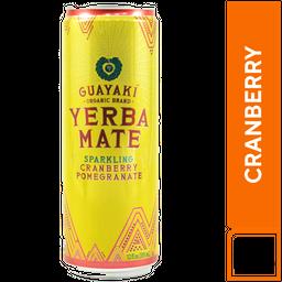 Guayaki Yerba Mate Cranberry Pomegranate 355 ml