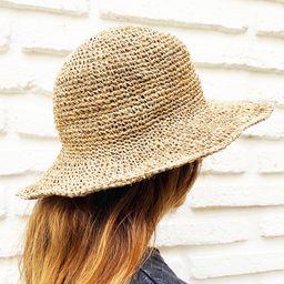 Sombrero Hemp - Beige Oscuro - Ekohemp