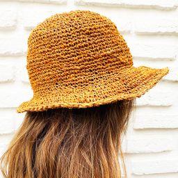 Sombrero Hemp - Naranjo - Ekohemp