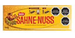 Chocolate Sahne-Nuss 160 Gr