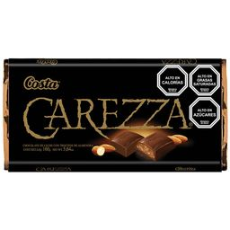 Chocolate Carezza Almendra 160 Gr