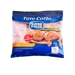 Trutro Corto Super Pollo Congelado 800 Gr