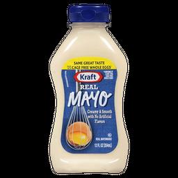 Mayonesa Kraft Frasco 317 Gr