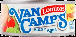 Atun Van Camps En Agua 160 Gr