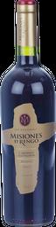 Vino Misiones De Rengo Reserva Cabernet Sauvignon 750ml