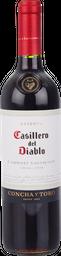 Vino Casillero Del Diablo Cabernet Sauvignon 750ml