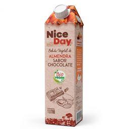 Leche de almedra chocolate