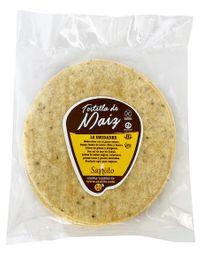 Tortilla Maiz Saniito 14 cms
