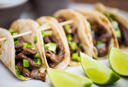 Tacos Lomo