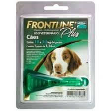 Frontline Plus X 1Pip 10 A 20