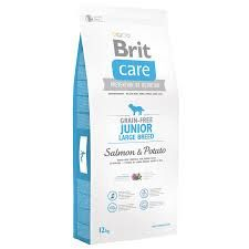 Brit Dog Junior Large Breed Salmon 12Kg