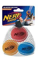 Squeak Tennis Balls, 3Pk, Medium (2.5)