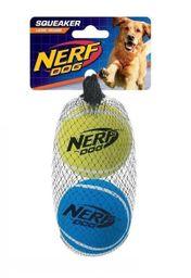 Squeak Tennis Balls, 2Pk, Large (3)