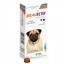 Bravecto  4.5 A 10 Kilos