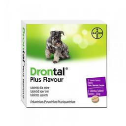 Drontal Perros Hasta 10 ,  2 Comprimidos