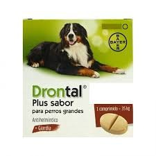 Drontal Plus Perro 35   Bayer
