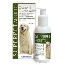 Super Pet Omega 3 Perro Adulto