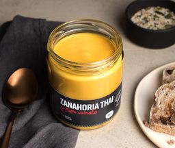 Crema zanahoria thai