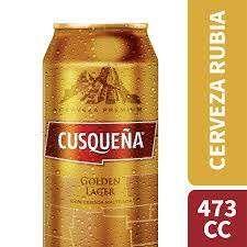 Cusqueña Lager 473 cc