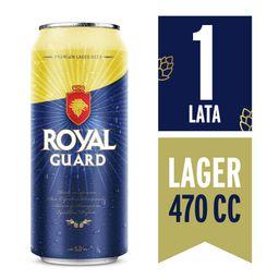Royal Guard Cerveza Lata