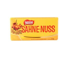 Sahne-Nuss Chocolate Con Almendras