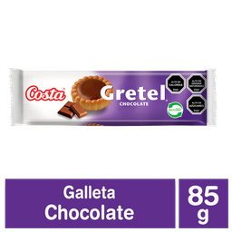 Costa Galleta Gretel Chocolate