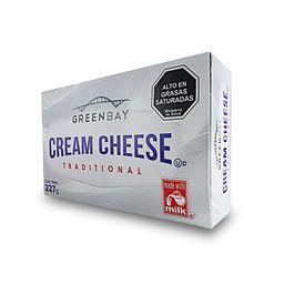 Queso Crema Traditional Greenbay 227 Gr